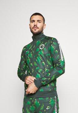 Nike Performance - NIGERIA - Article de supporter - seaweed/black/white