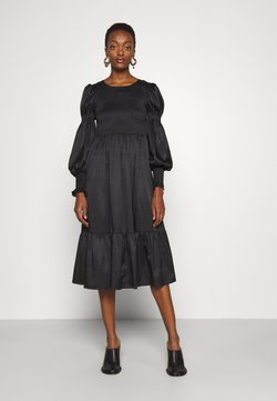 Bruuns Bazaar - PLUM ZELINA DRESS - Sukienka letnia - black