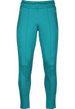 Puma - JOGGINGHOSE X TMC HUSTLE WAY - Jogginghose - turquoise