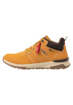 s.Oliver - Sneaker high - corn