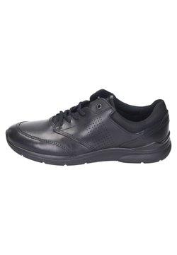 ECCO - IRVING - Sneakers laag - black