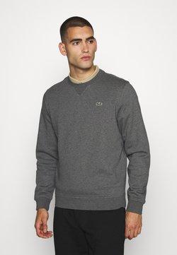 Lacoste Sport - CLASSIC - Sweatshirt - pitch chine/graphite sombre