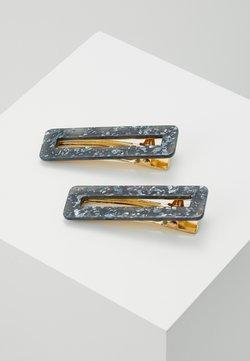 Valet Studio - DILLONE 2 PACK - Haar-Styling-Accessoires - dark grey