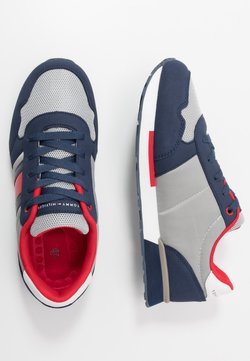 Tommy Hilfiger - Sneakers laag - blue/grey