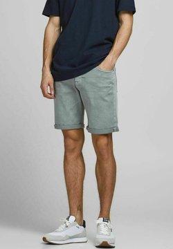 Jack & Jones - RICK ICON AMA - Shorts di jeans - grey