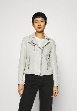 Gipsy - LABAGV - Leren jas - off white