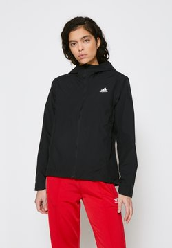 adidas Performance - BSC 3-STRIPES RAIN.RDY - Leichte Jacke - black