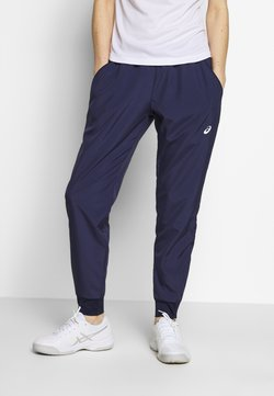 ASICS - CLUB PANT - Pantaloni sportivi - peacoat