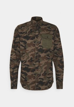 Jack & Jones - JCOSURREY - Hemd - forest night