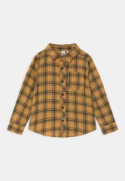 Cotton On - RUGGED - Vapaa-ajan kauluspaita - vintage honey/navy