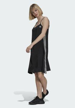 adidas Originals - DRESS - Freizeitkleid - black
