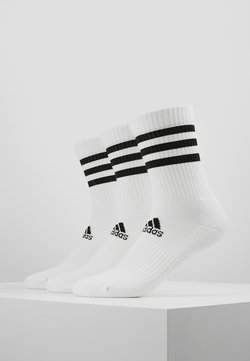adidas Performance - 3 PACK - Chaussettes de sport - white