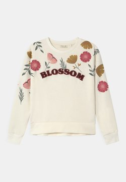 OVS - FLOWERS - Sweater - cannoli cream