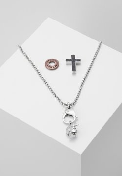 Diesel - ICON - Necklace - silver-coloured