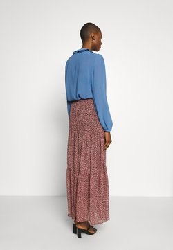 Kaffe - WILLIA SKIRT - Maxirock - old rose