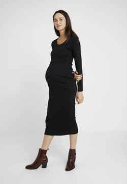 Boob - SIGNE DRESS - Vestido largo - black