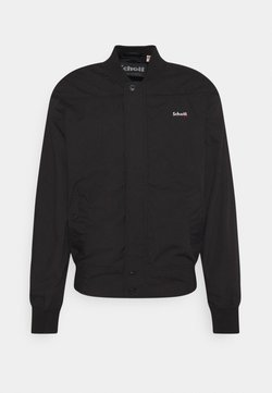 Schott - AVALON - Giubbotto Bomber - black