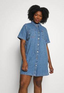 Levi's® Plus - ANDIE DRESS - Sukienka jeansowa - losin' my way