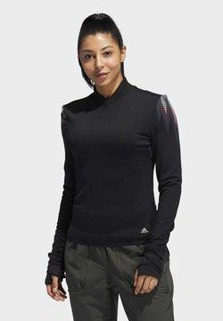 adidas Performance - COLD.RDY Prime Long-Sleeve Top Training Long-Sleeve T - Camiseta de manga larga - black