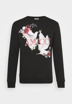 AMICCI - AGEROLA - Sweater - black
