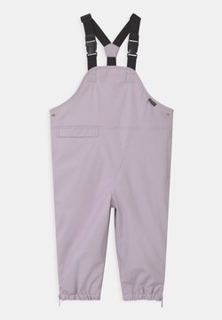 Gosoaky - PRINCE OF FOXES UNISEX - Regnbyxor - lilac orchid