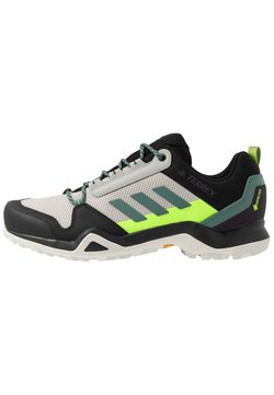 adidas Performance - TERREX AX3 GTX - Hikingschuh - grey two/signal green