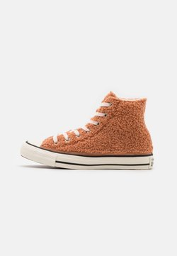 Converse - CHUCK TAYLOR ALL STAR - Sneakers hoog - ginger rose/egret/black