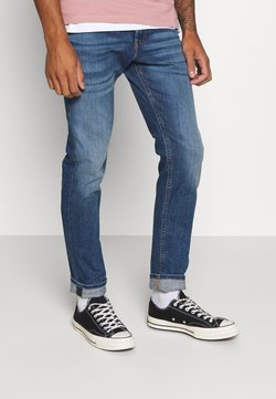 Diesel - THOMMER-X - Slim fit -farkut - blue denim