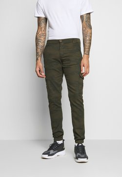 Cars Jeans - JEREZ - Cargo trousers - camouflage