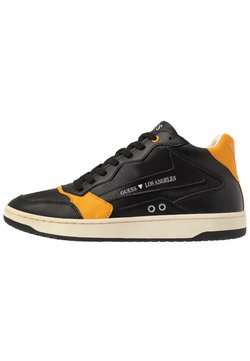 Guess - PESARO MID - Sneaker high - black