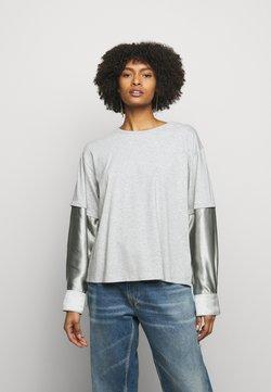 MM6 Maison Margiela - Long sleeved top - grey