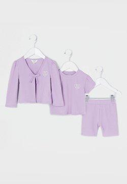 River Island - SET - Shorts - purple