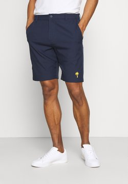 Puma Golf - PALM TREE CREW MONEY BAG SHORT - Urheilushortsit - navy blazer