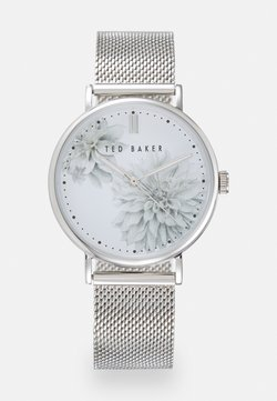 Ted Baker - PHYLIPA PEONIA - Montre - silver-coloured