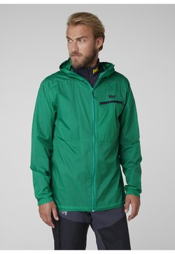 Helly Hansen - Windbreaker - green