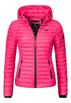 Marikoo - SAMTPFOTE - Winterjacke - pink