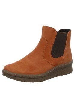 Semler - Ankle Boot - orange