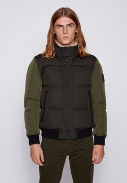 BOSS - OSK - Daunenjacke - open green