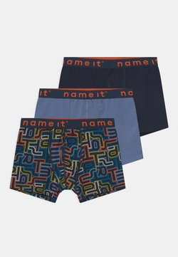 Name it - NKMBOXER 3 PACK - Shorty - dark sapphire