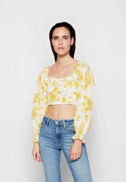 Faithfull the brand - CARMODY - Bluse - yellow