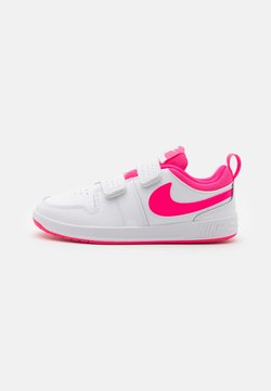 Nike Performance - PICO 5 UNISEX - Obuwie treningowe - white/hyper pink