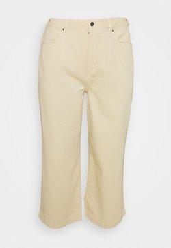 MY TRUE ME TOM TAILOR - Straight leg jeans - blazed beige