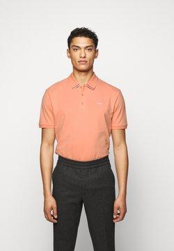 HUGO - DARUSO - Polo - light pastel orange