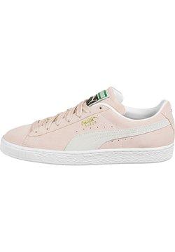 Puma - SUEDE CLASSIC - Baskets basses - peachskin/puma white