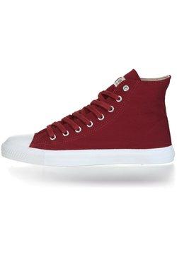 Ethletic - FAIR TRAINER WHITE CAP HI CUT COLLECTION 18 - Sneaker high - true blood