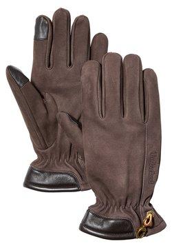 Timberland - GLOVE TOUCH TIPS - Rękawiczki pięciopalcowe - brown