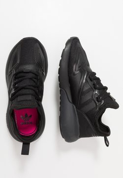 adidas Originals - ZX - Sneakers laag - core black/pink
