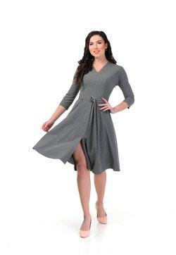Diyas London - VERONICA - Vestido informal - gray