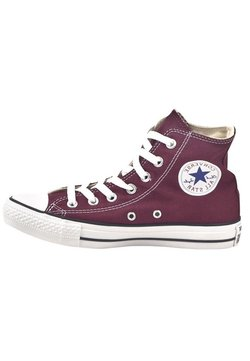 Converse - CHUCK TAYLOR ALL STAR - Sneakersy wysokie - bordeaux