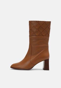 LAB - Boots - cognac